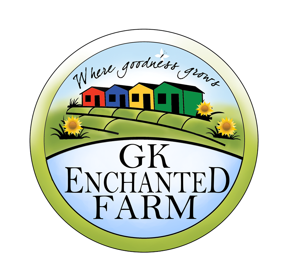 Logo GK – Enchanted Farm
